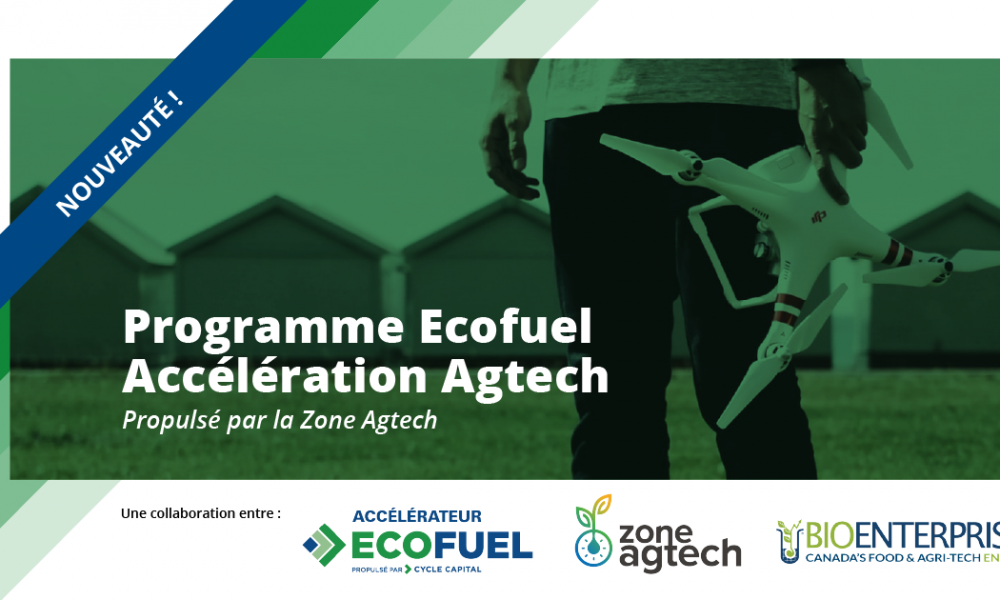 Zone Agtech _ programme d'accélération